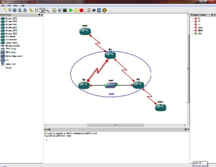 Cisco Lab Scenario-1 Basic Router Setup